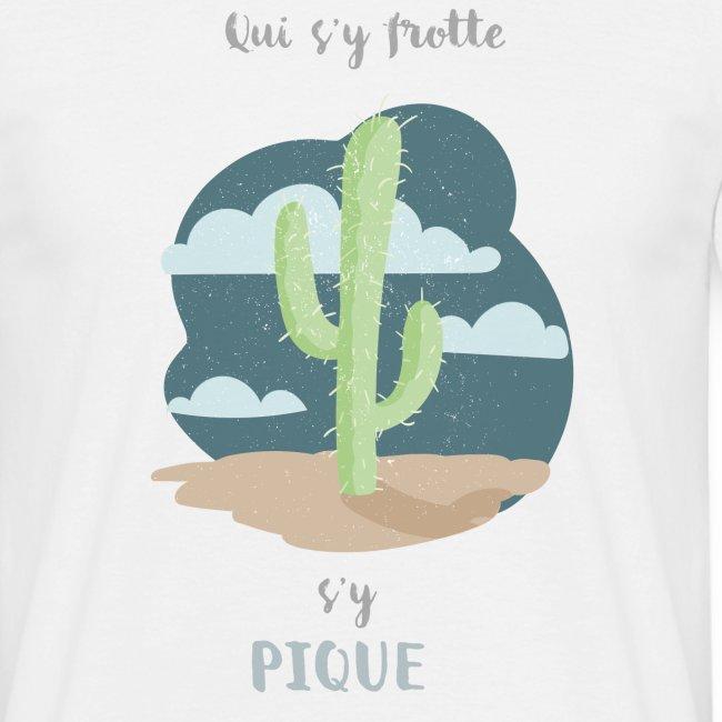 cactus shirt // Adulte