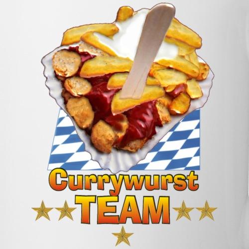 Vom Grafik Designer---CurrywurstTeam mit 5 Sternen