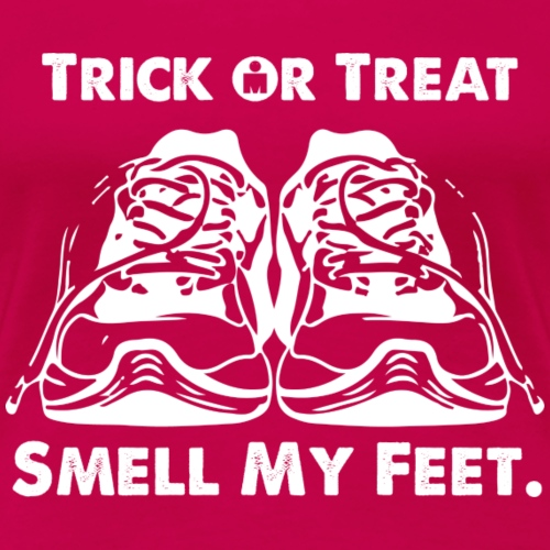 Smell My Feet wht