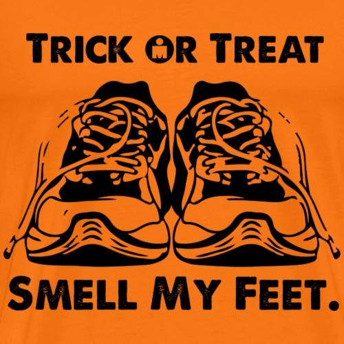 Smell My Feet blk