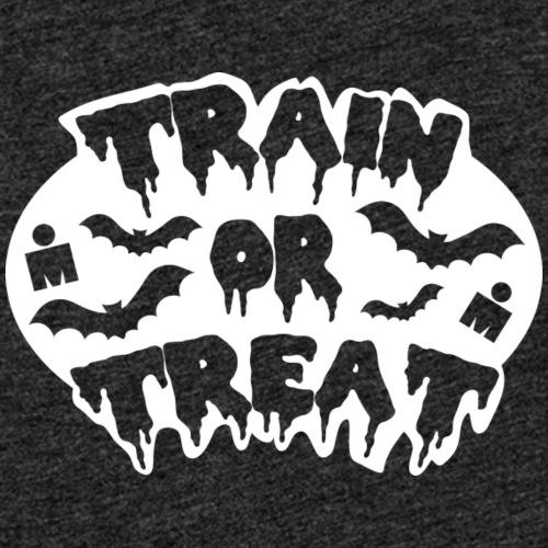 Train or Treat Wht