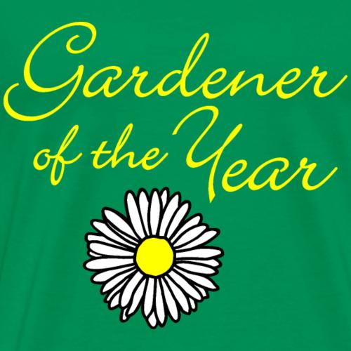 Gardener of the Year (Gelb)