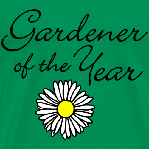 Gardener of the Year (Schwarz)