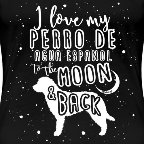 Perro De Agua Moon