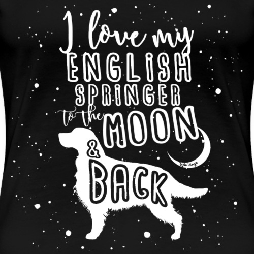 English Springer Moon