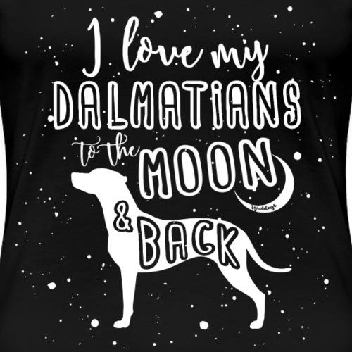 Dalmatian Moon
