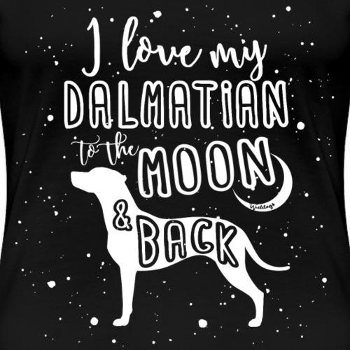 Dalmatian Moon 2