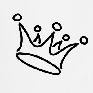 crown - Keukenschort
