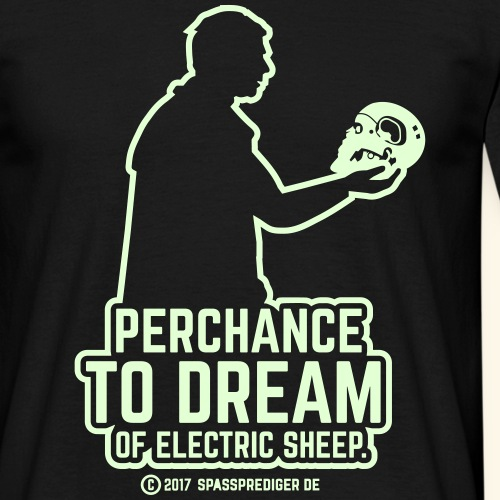 Perchance to dream of electric sheep