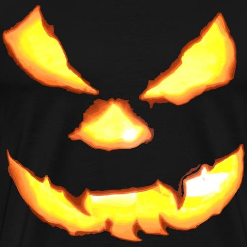 Halloween Kürbis Gesicht Horror Laterne