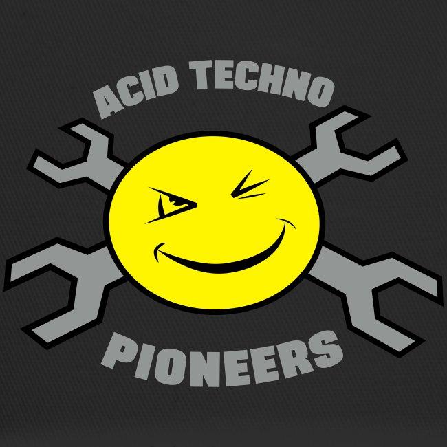Acid Techno Pioneers Trucker Cap Retro