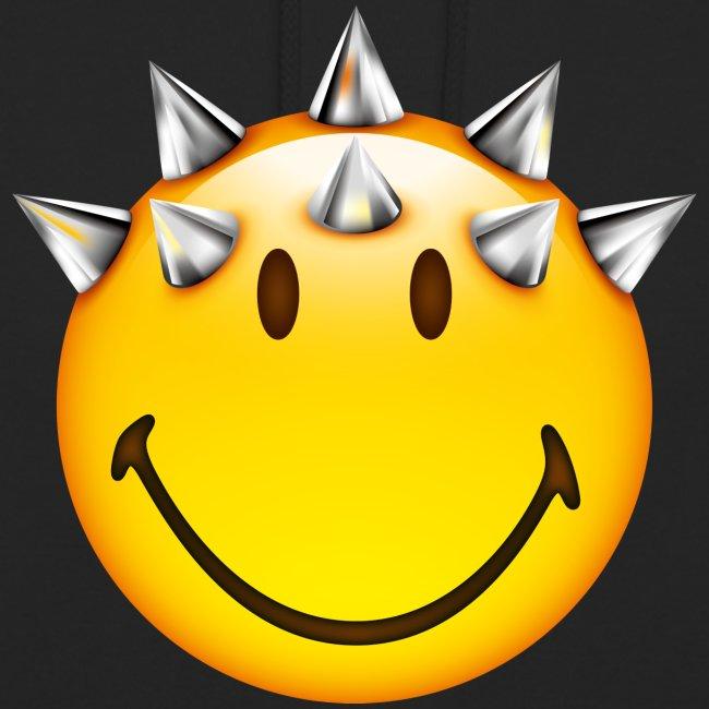 Smiley Punk Hoodie Unisex