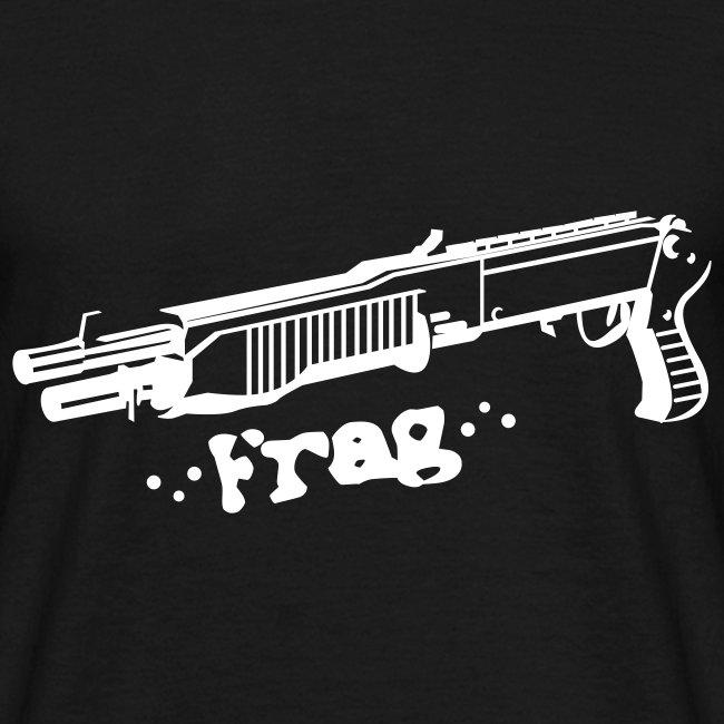 Frag! B/W