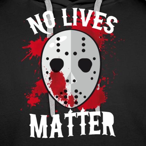 No Lives Matter Geschenk