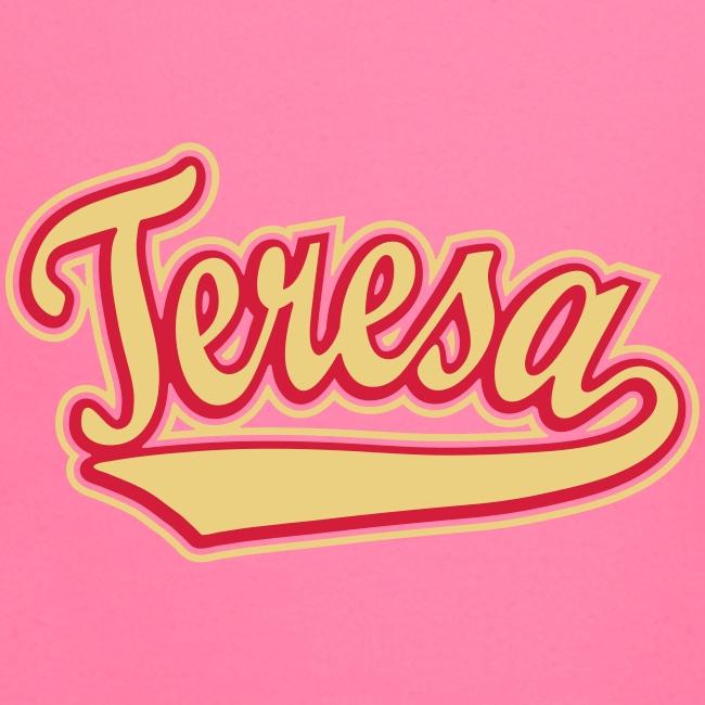 The name Teresa - Baby T-shirt   Baby Long Sleeve T-Shirt