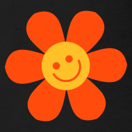 Motiv ~ Happy Flower - Babys Body