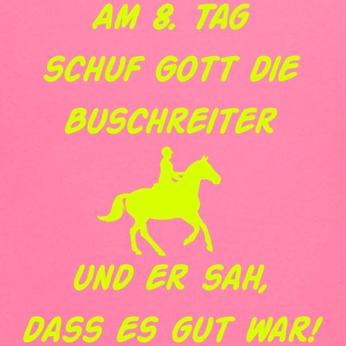 am_8_tag_schuf_gott_die_buschreiter