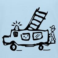 Motiv ~ Feuerwehr - Kinder Bio T Shirt