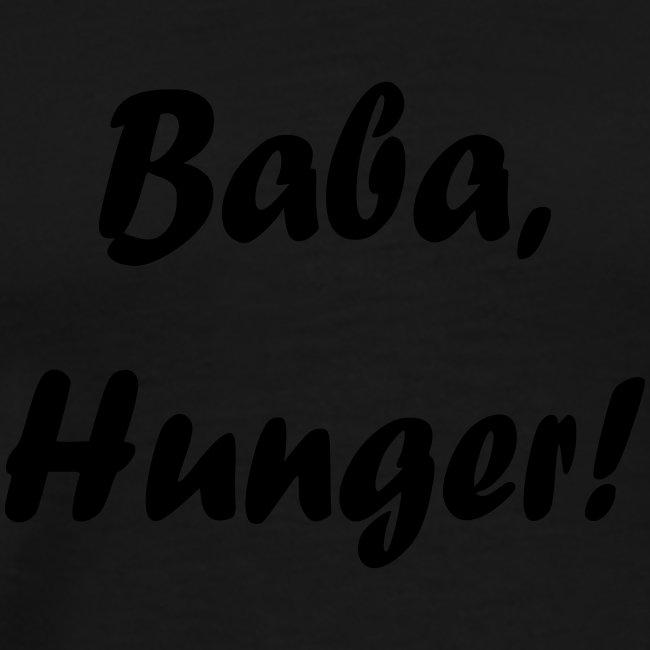 Baba, Hunger!