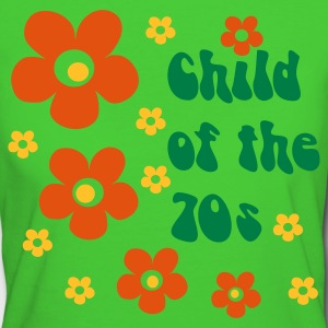Light green Child of the 70s Organic Products - Women's Organic T-shirt
