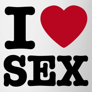 Wit i love sex NL Mokken - Mok