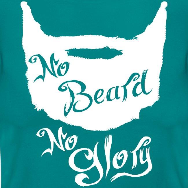 Np beard No glory