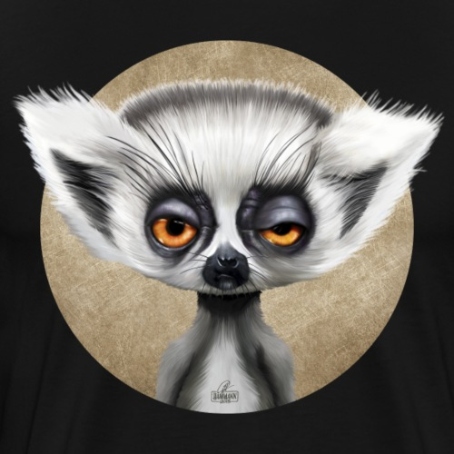 süßes Tierchen Lemur