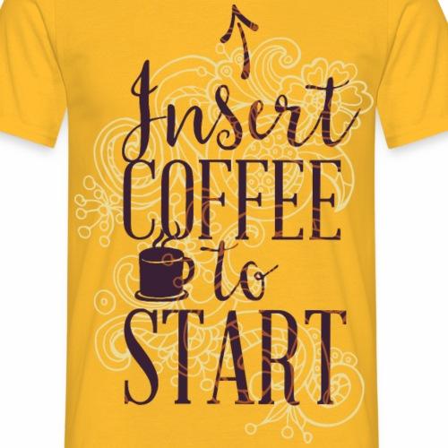 Coffee to Start