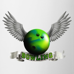 bowling_wings_a Flaskor & muggar - Mugg