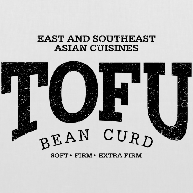 Tofu (black oldstyle)