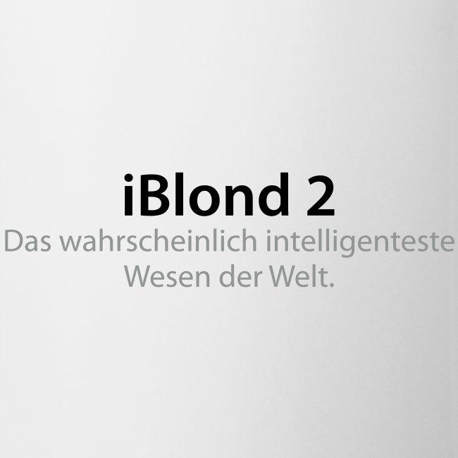iBlond Das wahrscheinlich intelligenteste Wesen der Welt