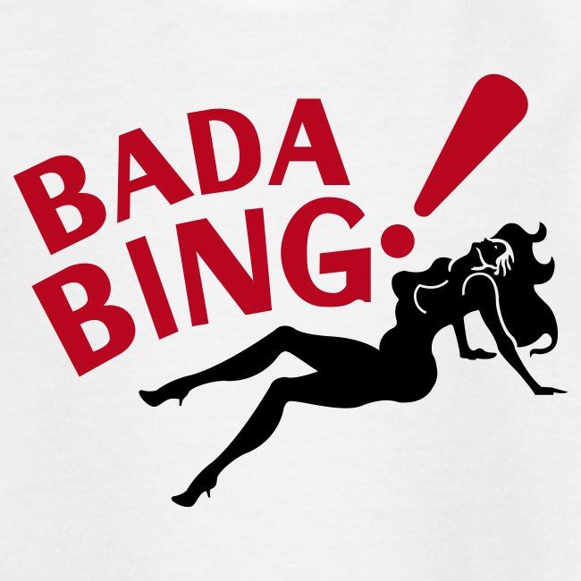 Kindershirt - Bada Bing kids