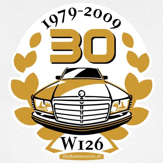 """Baseball Cap """"30 Jahre W126"""""""