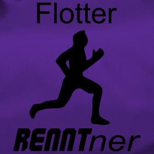 """Geburtstag T-Shirts mit """"Flotter Rentner"""""""