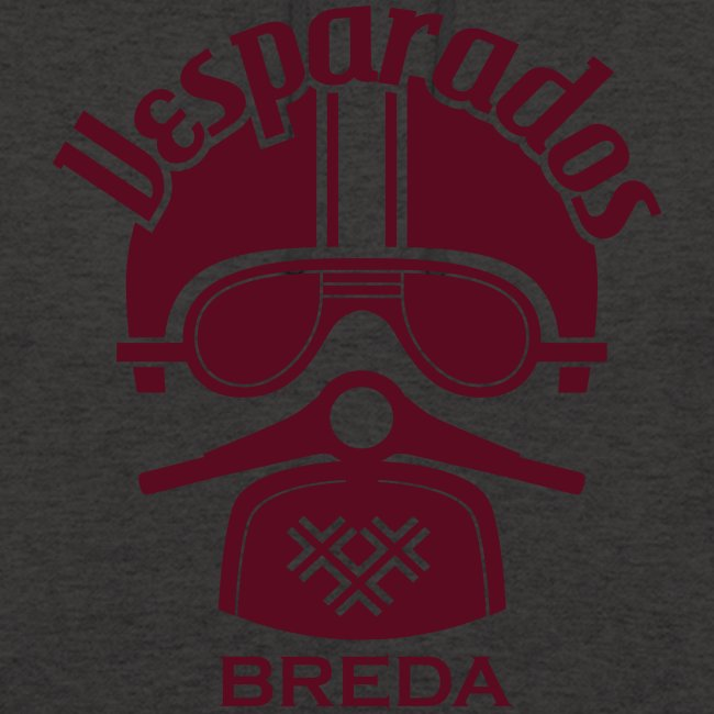 Hoodie met Vesparados Breda logo