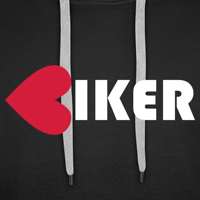Hoodie - Biker