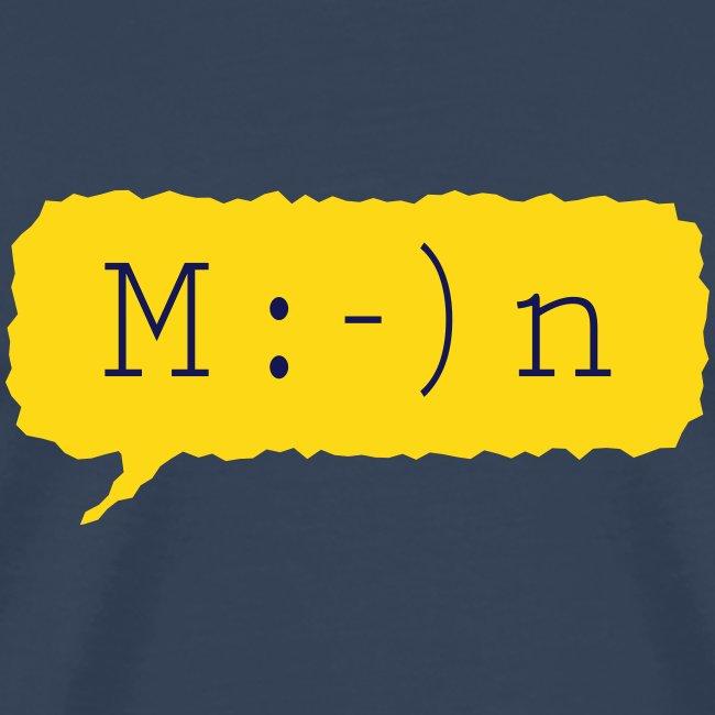 'Moin' Männer Premium T-Shirt