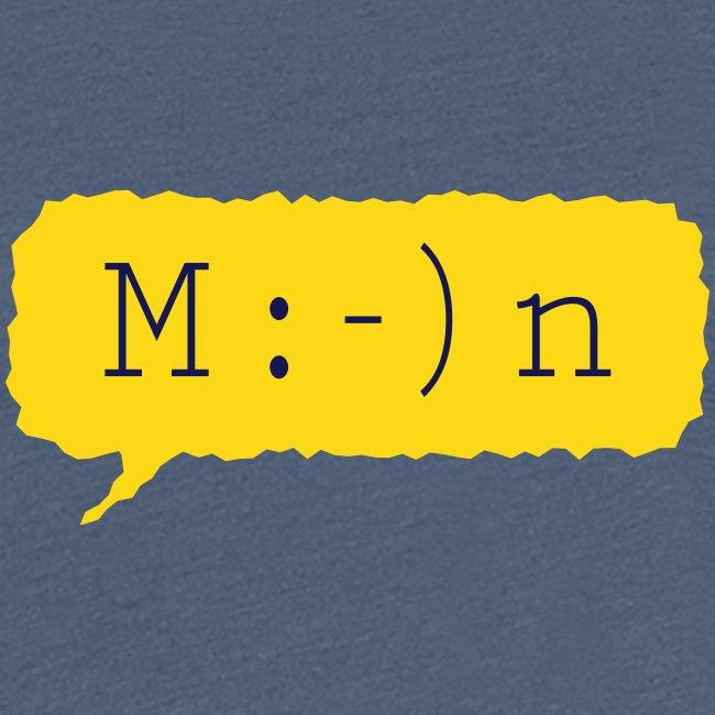 'Moin' Frauen Premium T-Shirt