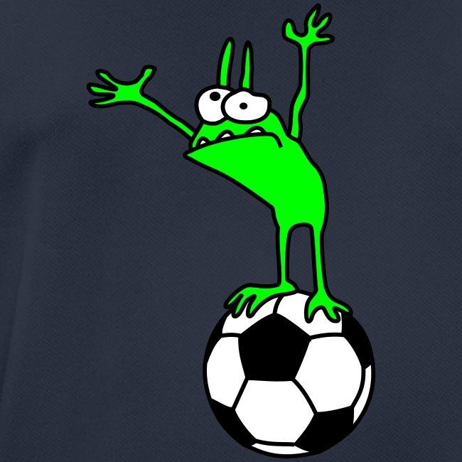 Football Kobold Men Sports Shirt black