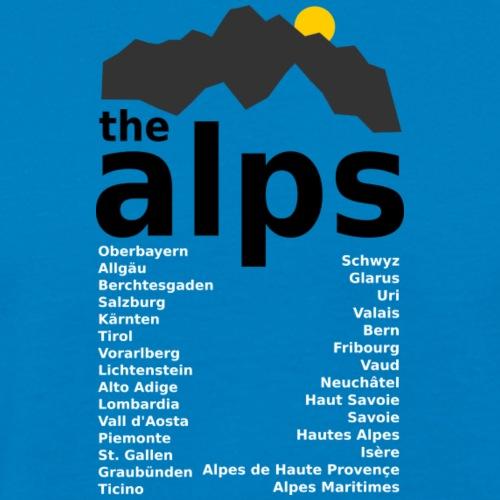 the alps seven