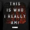 Who I Really Am Slim [Mens] - Men's Slim Fit T-Shirt