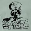 No Solution (black oldstyle) - Men's Premium T-Shirt