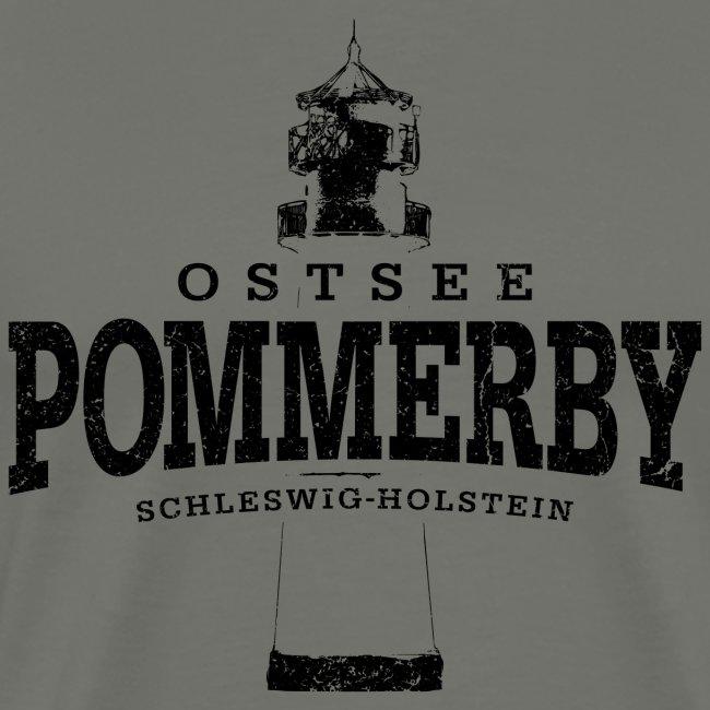 Pommerby Ostsee (schwarz oldstyle)