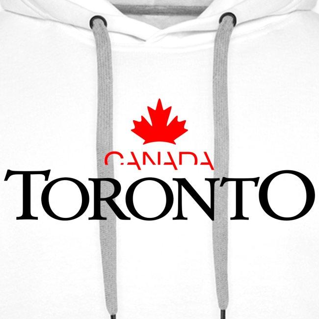 Canada Toronto (black)