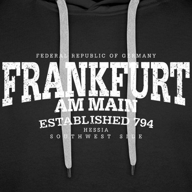 Frankfurt am Main (white oldstyle Edt. '13)