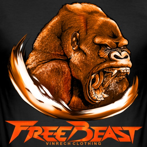 VINRECH CLOTHING - FREE BEAST - GORILLA BROWN