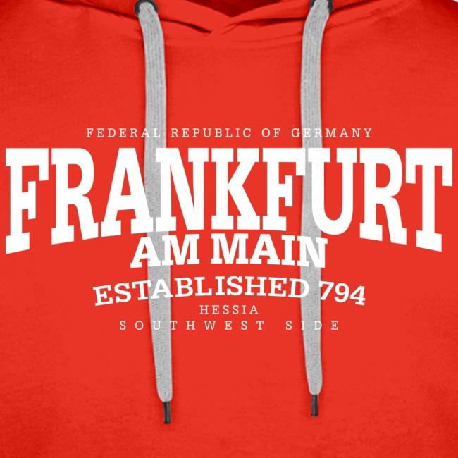 Frankfurt am Main (white Edt. '13)
