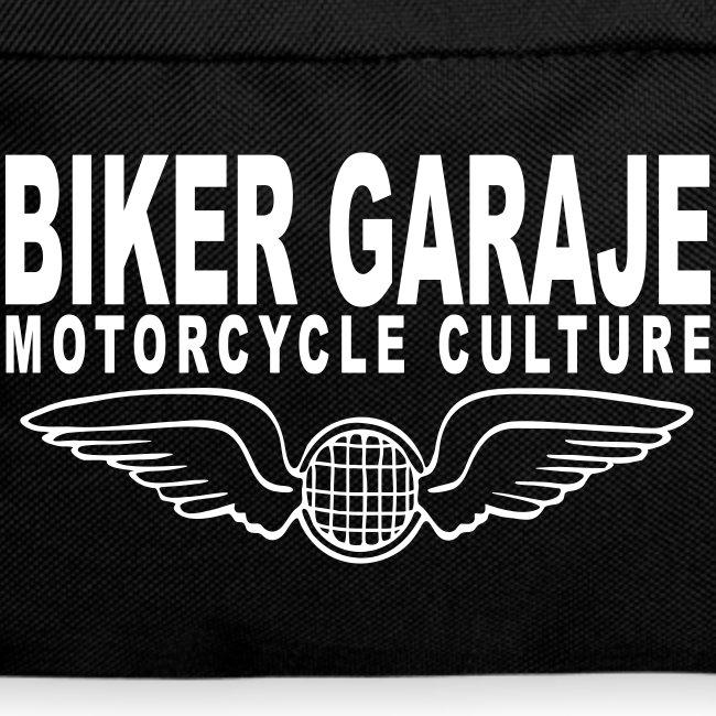 Mochila Biker Garaje