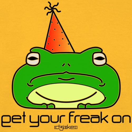 get your freak on toad