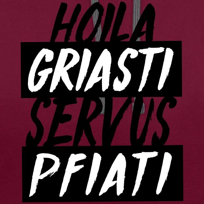 Hoila Griasti | Hoodie Unisex
